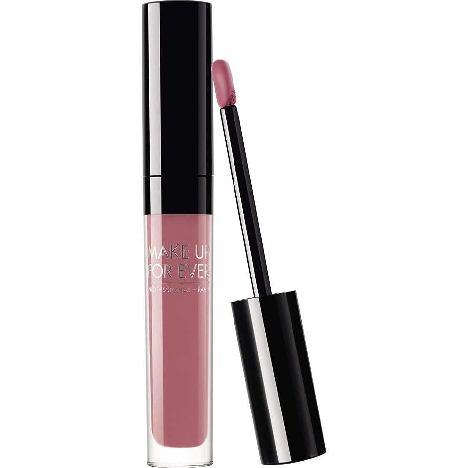 休み固める冷蔵庫[MAKE UP FOR EVER] 203 2.5ミリリットル、これまでアーティストの液体マットリップカラーを補う - 冷たいピンク - MAKE UP FOR EVER Artist Liquid Matte Lip Colour 2.5ml 203 - Cold Pink [並行輸入品]