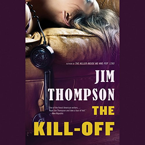 The Kill-Off audiobook cover art