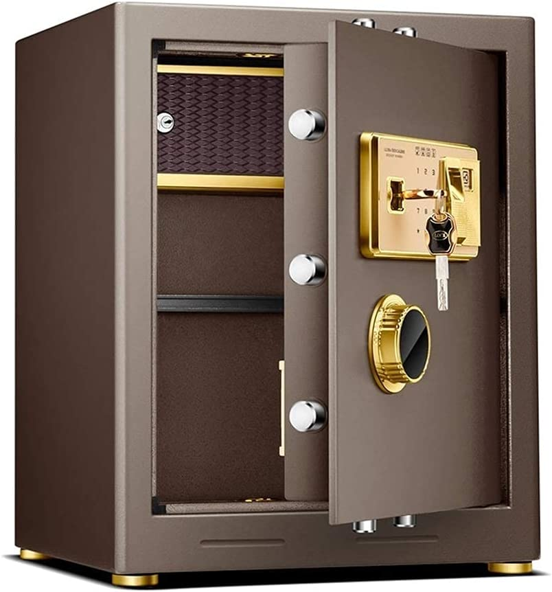 PARTAS Popular overseas Lock Boxes Security Safe Small Home 50cm Fingerp Box New product type