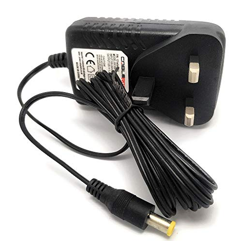 12V Mains 240v Power Supply Adaptor Quality Charger UK for Makita site radio