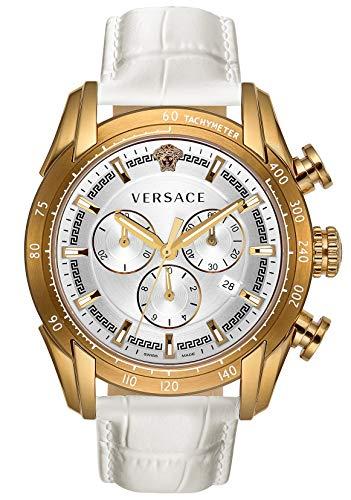 [ヴェルサーチ] 腕時計 V-RAY VEDB00218 メンズ 並行輸入品 ホワイト
