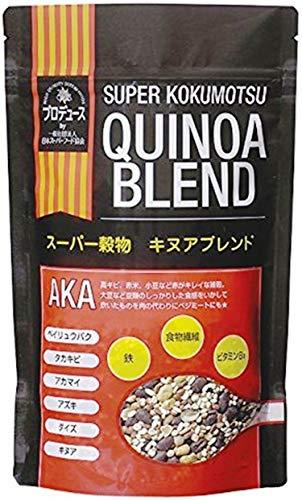 OSKスーパー穀物キヌアブレンド〈AKA〉300g