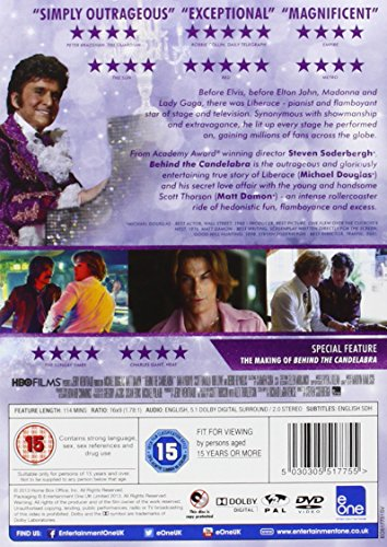Behind the Candelabra [DVD]