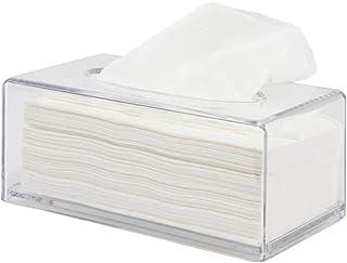 QEWRT 1pc Scatola di fazzoletti di Strass Porta Carta da Ufficio Accessori da Tavolo Portaoggetti per Il Viso Decorazione Creativa del Vassoio del tovagliolo