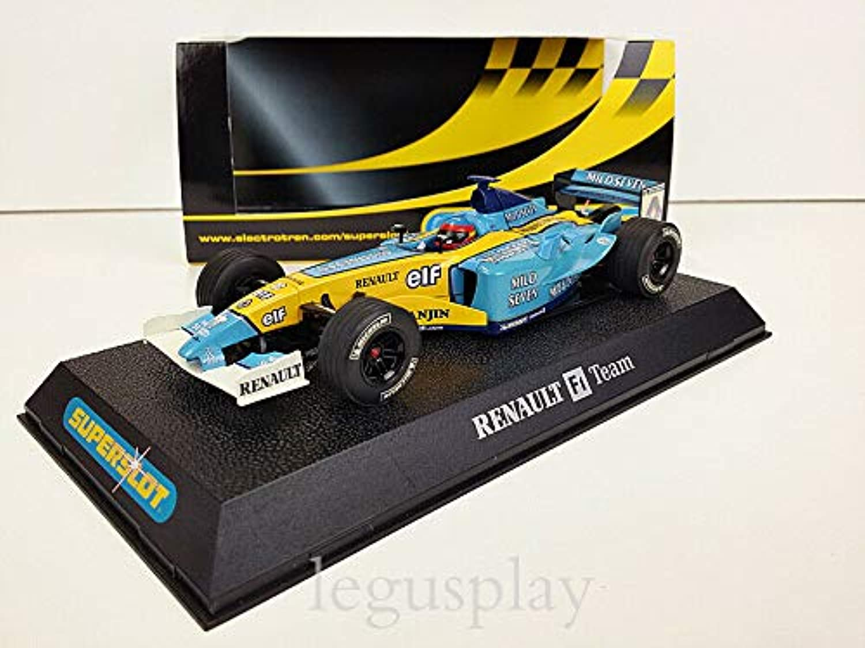 se descuenta súperslot H2398 Renault Renault Renault R23 F1 Fernando Alonso - No8  muchas sorpresas