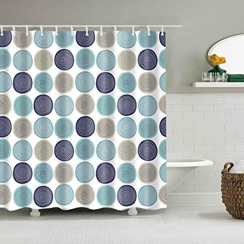cortinas baño opacas