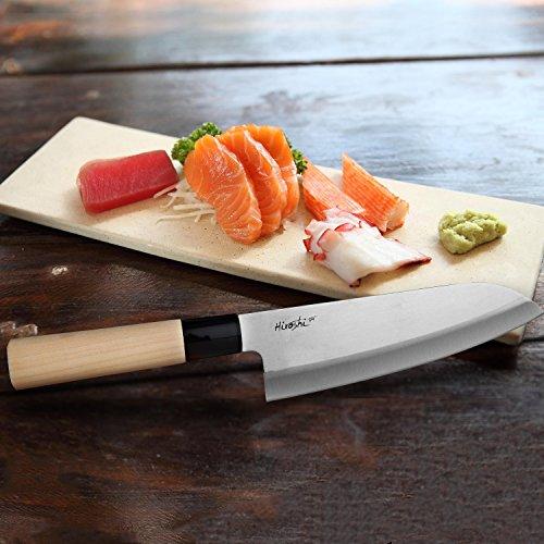 "Hiroshi Knives (6.5"" Sushi Knife)"