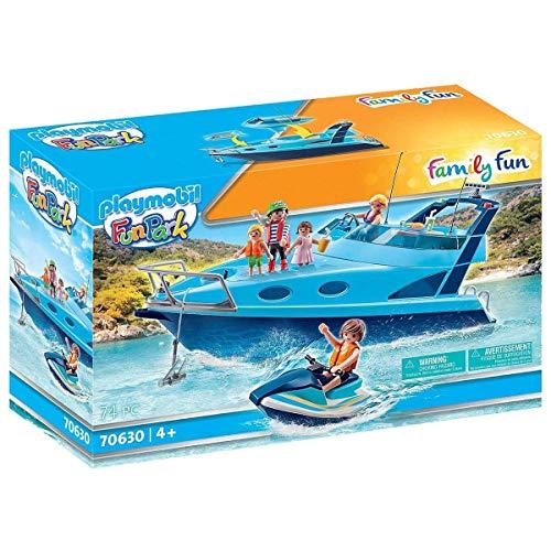 Playmobil Fun Park 70630 Yacht mit Jet Ski