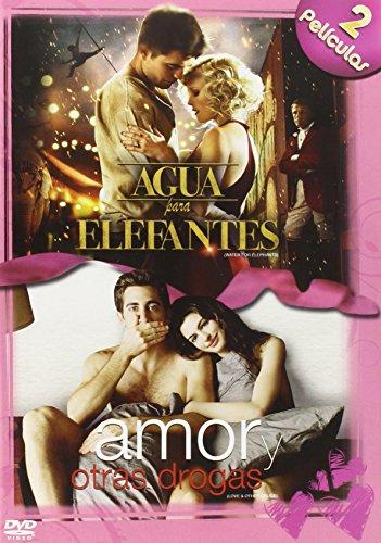 Agua Para Elefantes / Amor Y Otras Droga - Duo [DVD]