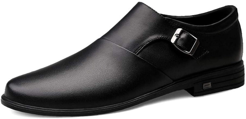 Men's Fashion Business Casual Men's shoes, Breathable shoes Men's shoes, Versatile Sets of Feet, Work Boots,shoes