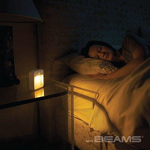 Product Image 6: Mr. Beams Sleep Friendly Battery-Powered Motion-Sensing LED Stick-Anywhere Nightlight