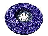 Rostio Disco CSD lila   púrpura   amoladora angular   Disco de limpieza 125 x 13 x 22,2 mm   Flex  