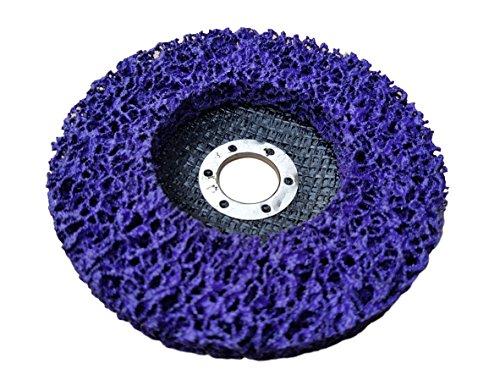 Rostio Disque CSD - Violet - Pour meuleuse d'angle - 125 x 13 x 22,2 mm - Flex