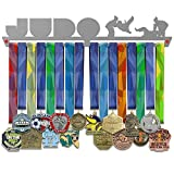 Judo Medal Hanger Display   Sports Medal Hangers   Stainless Steel Medal Display   by VictoryHangers - The Best Gift For Champions !