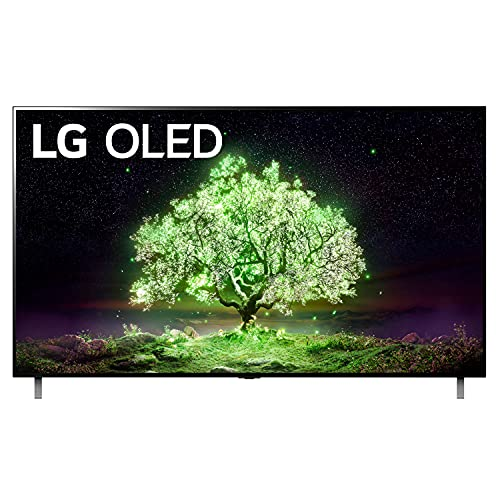 LG OLED77A1PUA Alexa Built-in A1 Series 77' 4K Smart OLED TV (2021)
