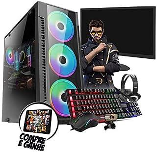 Pc Gamer Completo Hércules Intel i3 3º Ger. GT 730 4GB 8GB HD 500GB Wi-fi