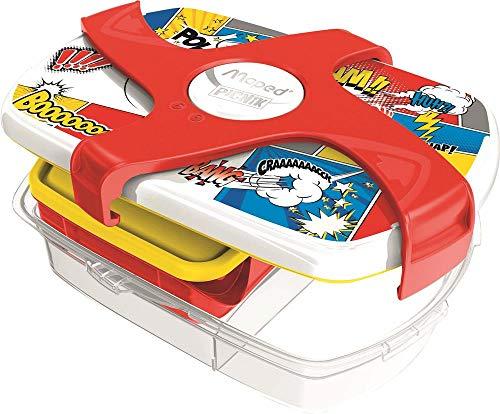 Maped Picnik Brotbox Kids CONCEPT, Comics bunt