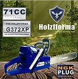 71cc Holzfforma G372XP Gasoline Chain Saw Power 2-4 Day Delivery
