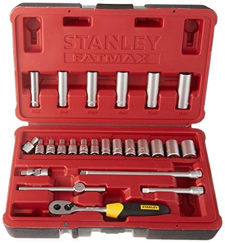 Stanley FMHT0-73024 Dopsleutelset FM 25-delig 1/4 inch.