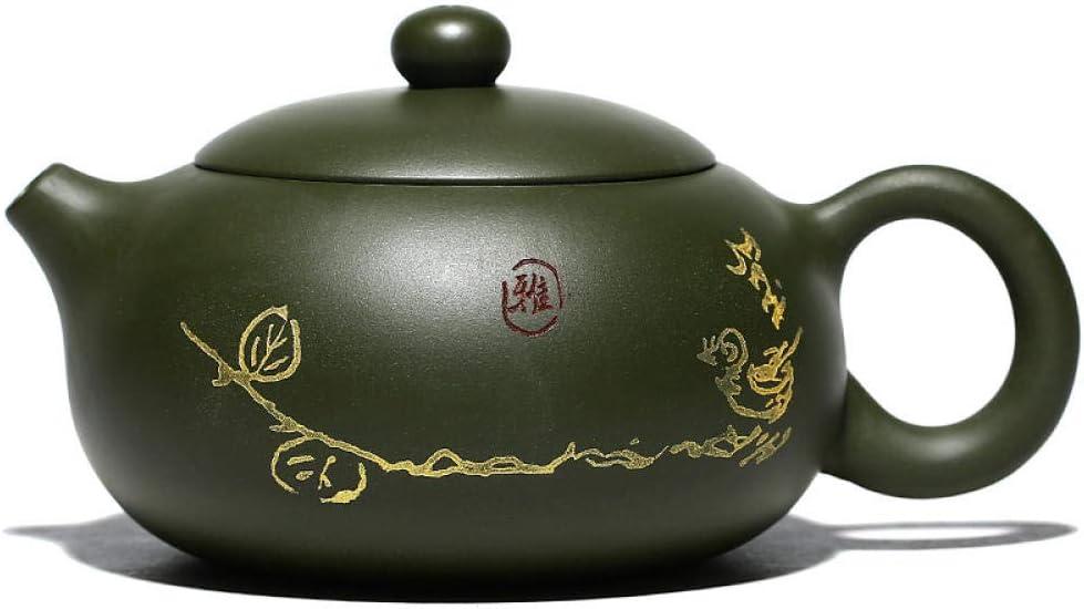 ZHSDTHJY Coffee latest Mugpurple Clay Green Dallas Mall Handmade Pot