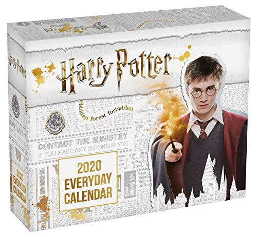 Harry Potter 2020 Desk Block Calendar - Official Desk Block