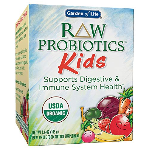 Garden of Life RAW Organic Probiotic