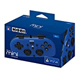 Zoom IMG-1 hori controller mini blu ufficiale