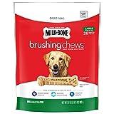 Milk-Bone Original Brushing Chews, 26 Large Daily Dental Dog Treats