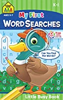 My First Word Searches: Ages 5-7, K-1 (Little Busy Book)