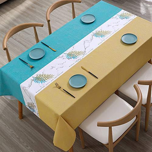 sans_marque Paño de mesa, puede limpiar el mantel de mesa, limpiar la cubierta protectora impermeable de la mesa, se utiliza para la cocina picnic al aire libre en interior120 yuanes