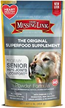 The Missing Link Ultimate Canine Senior Health Supplement for Dogs - 1 lb