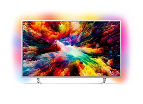 Smart TV Philips 65PUS7363 65' 4K Ultra HD LED WIFI Silver