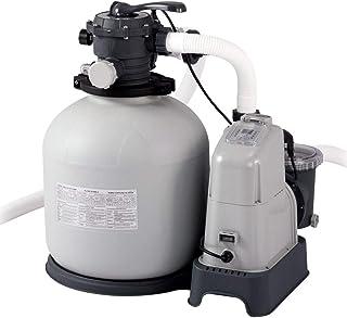 comprar comparacion Intex 28680 - Combo arena y cloración salina ECO 11 gramos, 56.800 litros