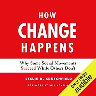 How Change Happens audiobook cover art
