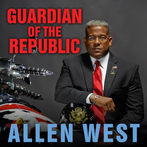 Guardian of the Republic audiobook cover art