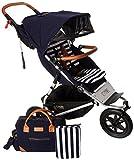 Mountain Buggy Urban Jungle Luxury Collection Stroller, Nautical