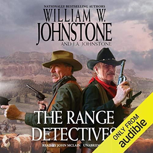 Page de couverture de The Range Detectives