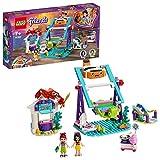LEGO Friends - Noria Submarina Nuevo juguete de construcción de Atracción de Feria, incluye Puesto de Venta de...