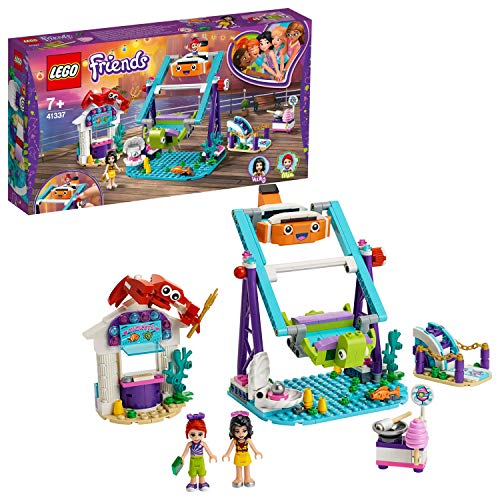 LEGO 41337 Friends Underwater Loop, Fun Fair Set, Amusement Park Fun