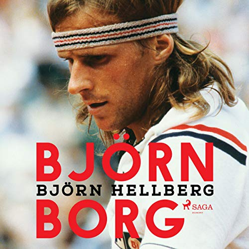Björn Borg audiobook cover art