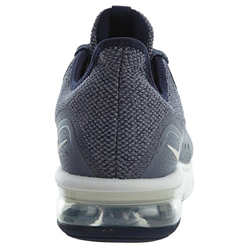 Nike Air Max Sequent 3 Sz 10 Mens Running Obsidian/Summit White-Dark Sky Blue Shoes 3