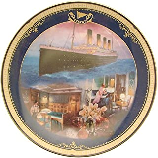 Bradford Exchange Titanic Queen of the Ocean The First Class Stateroom James Griffin CP2274