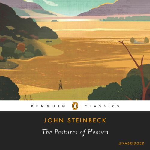 The Pastures of Heaven audiobook cover art