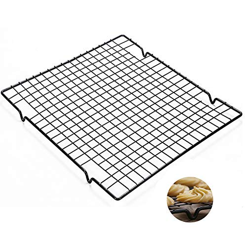 PaWuKi Cooling Rack, Baking Rack, Stainless Steel Cookie Rack, Oven & Grill Safe, Rust-Resistant for Cooking, Baking, Roasting and Grilling