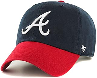 atlanta braves dad hat