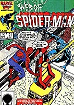 Web of Spider-Man (1985 series) #21