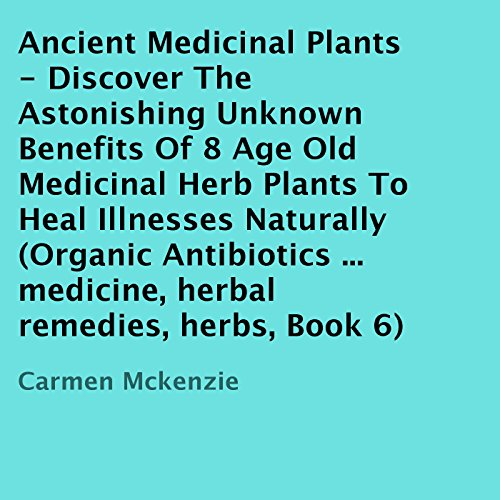 Ancient Medicinal Plants audiobook cover art