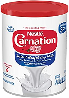 Carnation Instant Nonfat Dry Milk, 6 Count