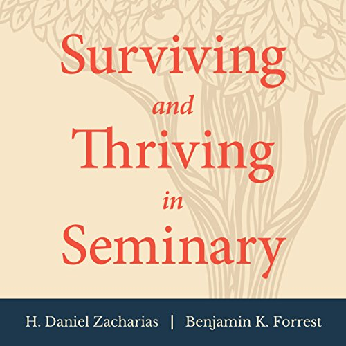 Surviving and Thriving in Seminary audiobook cover art