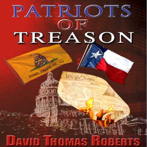 Patriots of Treason audiobook cover art